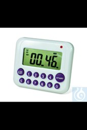 Bild von H-B DURAC Single Channel Electronic Timer with 10-Button Direct Input and