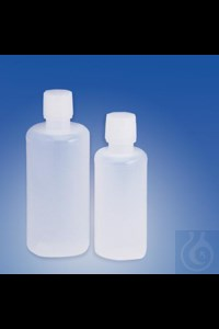 Bild von Bel-Art Buttress Cap 1000ml (32oz) Polyethylene Bottles; 38mm Closure (Pack of